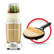 Nutribullet Gold 5 pcs Gold