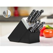 Set din 8 cutite si un foarfece Delimano Chef Power Knives